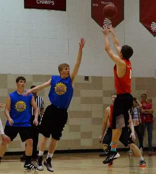 Phillips County All-Stars play in Sunflower Shootout