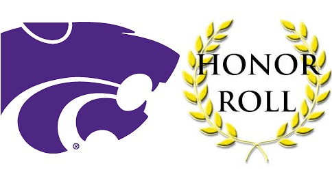 Local students awarded semester honors at Kansas State University