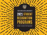 FHSU's annual circuit of scholarship recognition programs to begin online Jan. 31
